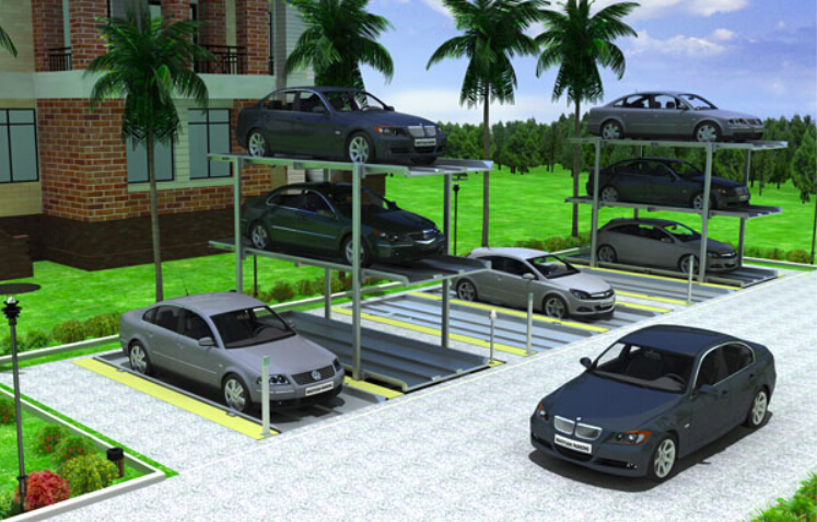 Automated Parking System