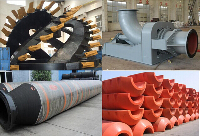 Dredge Equipment&Parts