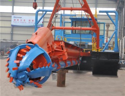10-inch-cutter-suction-dredger