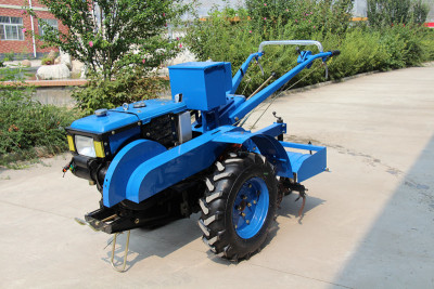 10HP walking tractor