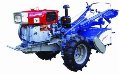 20HP Walking Tractor and Power Tiller
