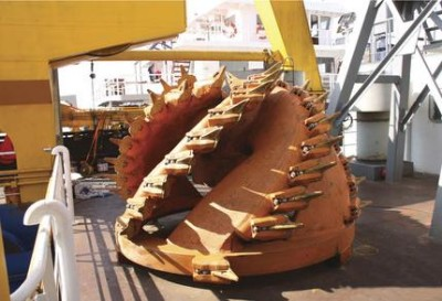 26-28 Inch Dredge Cutter Head