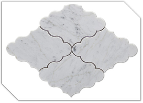 12*12,Irregular shape Marble floor and wall tile