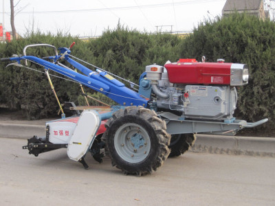 151  15HP Walking Tractor and Power tiller