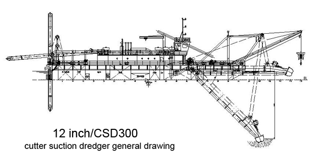 cutter-suction-dredger-drawing1