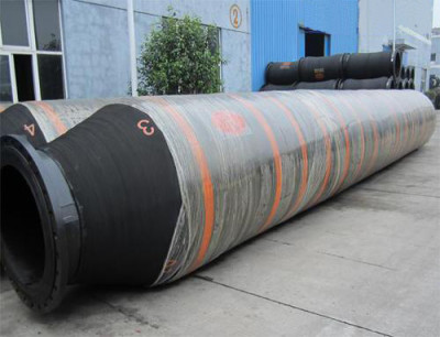 DN1000 Dredge Self Floating Discharge Hose