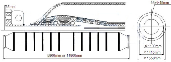 DN1100-self-floating-discharge-rubber-hoses