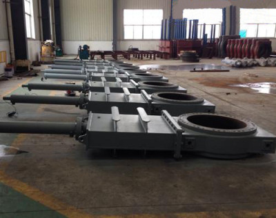 DN1200 Dredge Gate Valve