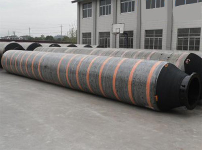 DN600 Dredge Self Floating Discharge Hose