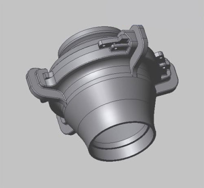 DN800-Dredge Ball Joint