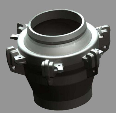 DN900-Dredge Ball Joint