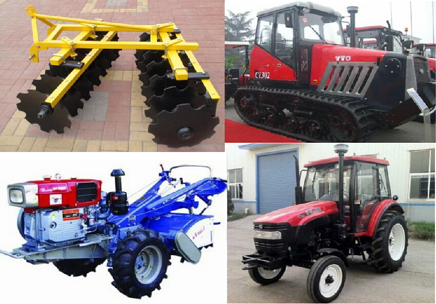 Farm Machinery &Parts