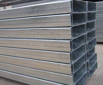 Cold Formed Galvanized C Channel Steel