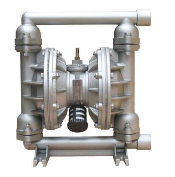 Double Membrane Diaphragm Pump