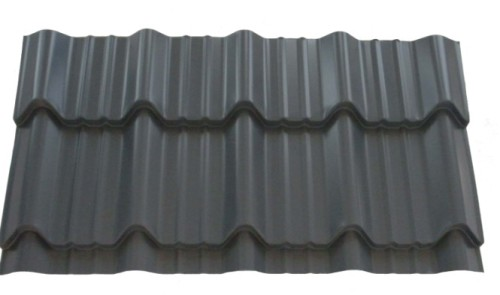 Coated Roof Sheet/ASA synthetic resin roof tile
