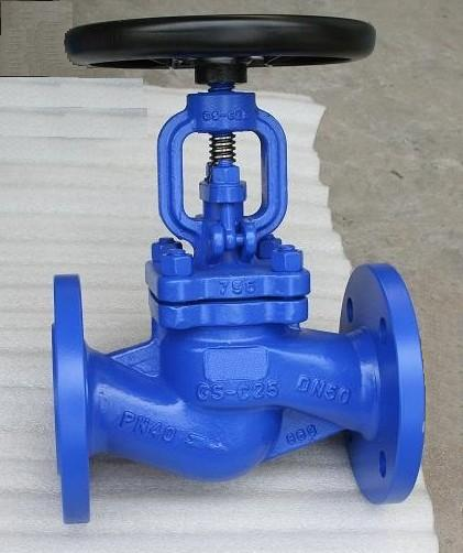 HYGV-001 Globe valve for regulating flow
