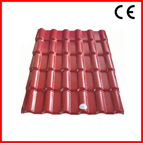 High quality Corrugated PVC Roof Sheet