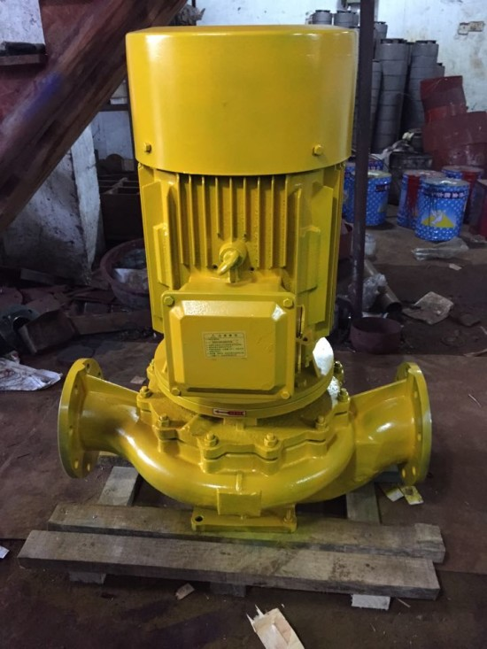 single-stage-vertical-pipeline-centrifugal-pump-Beijing