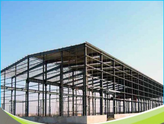 steel structure building-1