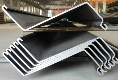 hot-formed Z type steel sheet pile