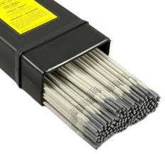 stainless steel AWS E312-17 electrode
