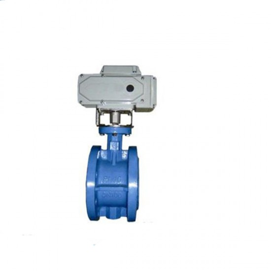 Flange Type Motorized Butterfly Valve
