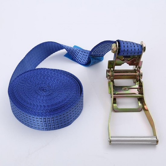 Polyester Ratchet Tie Down Strap
