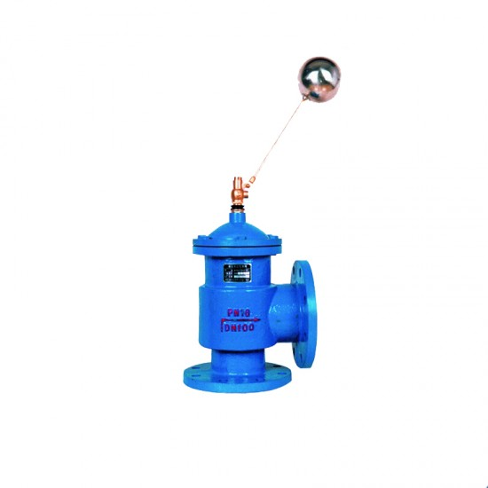 hydraulic float ball water level control valve