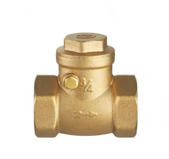 3/4 Inch Brass Water Swing  Valves