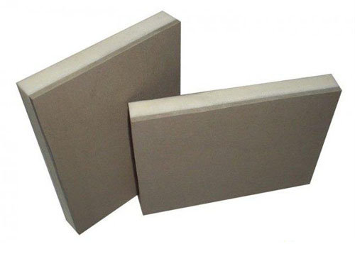 Composite thermal insulation board