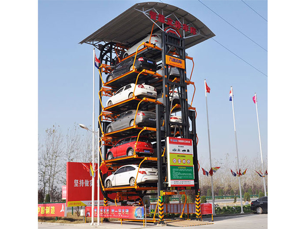 Tower Building Automated Parking System