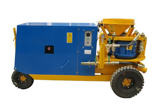 Rotary Shotcrete Machine