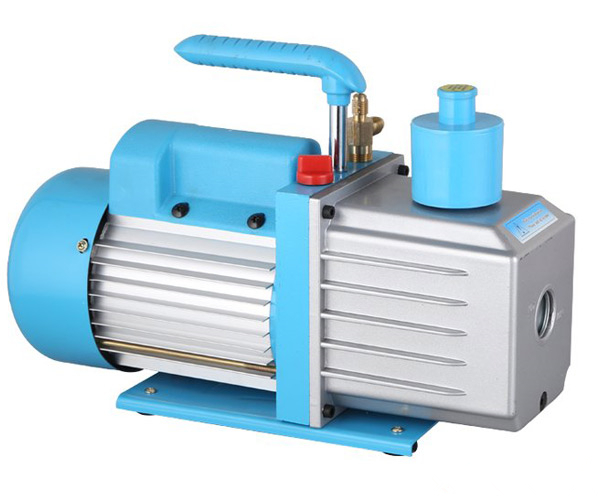 Single stage RS-4 oil rotary vane vacuum pump