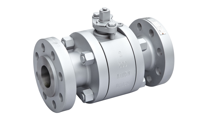metal hard sealing abrasion-resistance ball valve