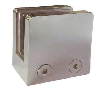 Fencing Post Square Clamp