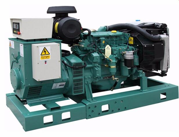 Power Water-cooled  Generator Set
